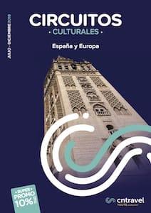 Circuitos culturales Espana Europa 2019 Cntravel
